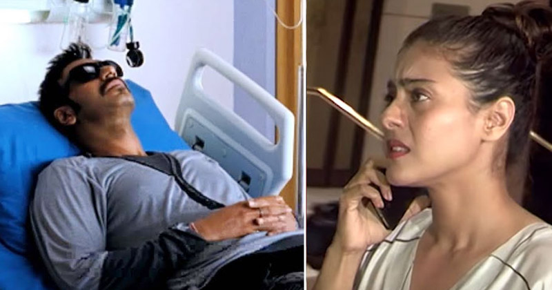 अजय देवगन को हुई गंभीर बीमारी, अजय देवगन को हुई टेनिस एल्बो