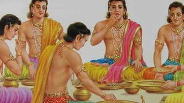 Image result for mahabharat pandu ki mrutyu