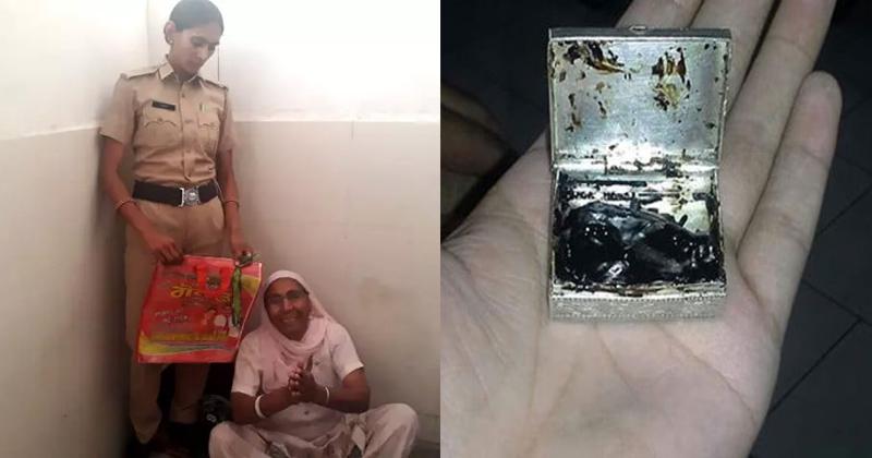 Photo of OMG : जेल मैं सज़ा काट रहे बेटे को माँ ने ऐसी चीज़ दी, देख कर पुलिस वालोंके होश उड़ गए