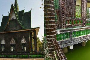 ये मंदिर बना है 'बीयर' की खाली बोतलों से, हर साल आते हैं लाखों लोग देखने, देखें ये शानदार तसवीरें