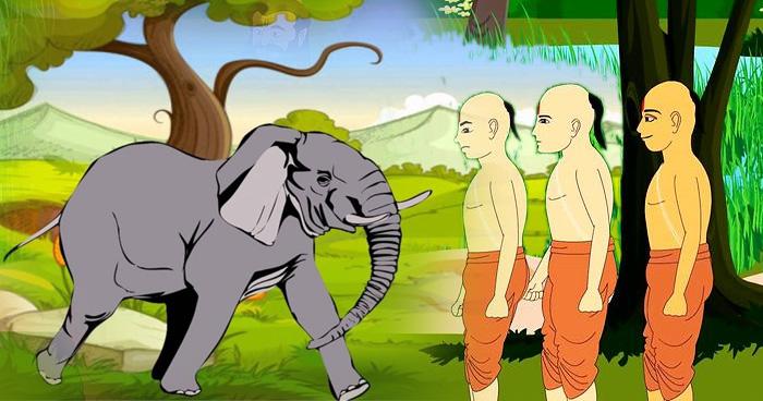 पागल हाथी की कहानी: जीवन में हमेशाहालातों को देखकर ही निर्णय लेना चाहिए