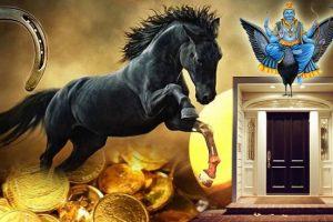 घर के मुख्य द्वार पर घोड़े की नाल लगाने से जुड़े हैं ये चमत्कारी प्रभाव