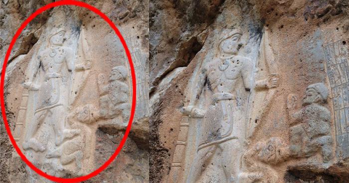 इराक के पहाड़ों पर भारतीय दूतावास को मिले भगवान राम के निशान, ये तस्वीरें हैं सबूत