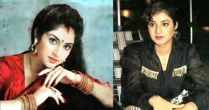 इस फिल्म की शूटिंग के दौरान ही हो गई थी दिव्या भारती की मौत, और खुल गई थी इस एक्ट्रेस की किस्मत
