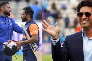 वर्ल्ड कप: इंग्लैंड से हार के बाद सचिन का बड़ा बयान 'जाधव की बजाए जडेजा को खिलाओ क्योंकि..'