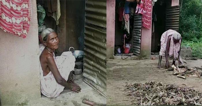 Photo of 3 साल से शौचालय में रहने को मजबूर हैं ये बूढ़ी महिला, वजह जान गुस्सा और आंसू दोनों आएँगे