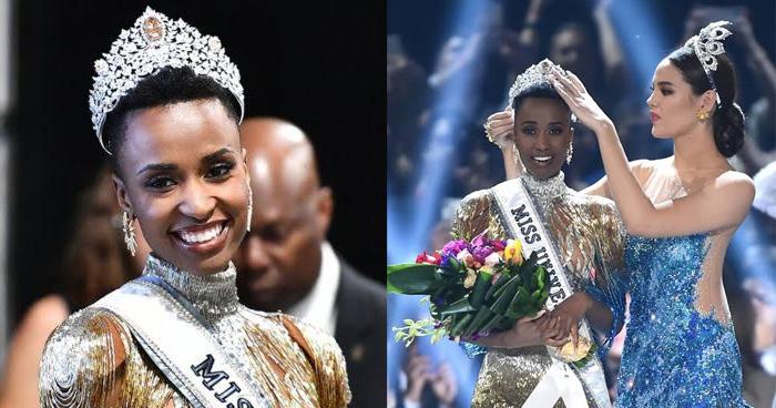 Photo of इस सवाल का जवाब देकर 'ब्रह्माण्ड सुंदरी' बनी ये साउथ अफ्रीकन, जानिए क्या है इनका जवाब