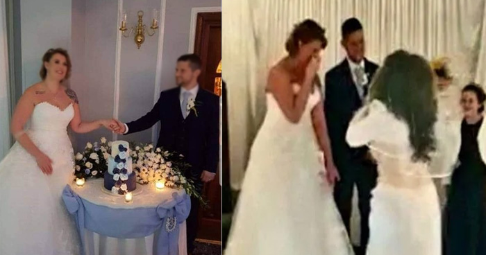 Photo of बीच शादी में आ घुसी एक और दुल्हन, बोली 'ये शादी रोको, दुल्हे से मेरा ब्याह होना था'