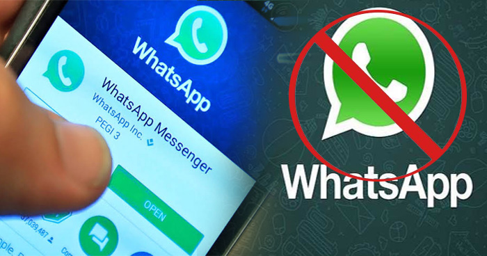Photo of Whatsapp यूजर्स सावधान: 31 दिसंबर 2019 से इन मोबाइल फोंस में बंद हो जाएगा वॉट्सऐप