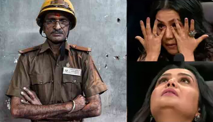 इस दमकलकर्मी की कहानी ने किया नेहा कक्कड़ को भावुक, 2 लाख रुपये देकर किया मदद करने का ऐलान