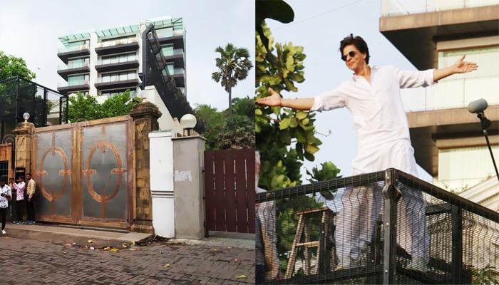शाहरुख खान ने किया बड़ा खुलासा, कहा- 'यदि मन्नत में कमरा चाहिए, तो उसके लिए...'